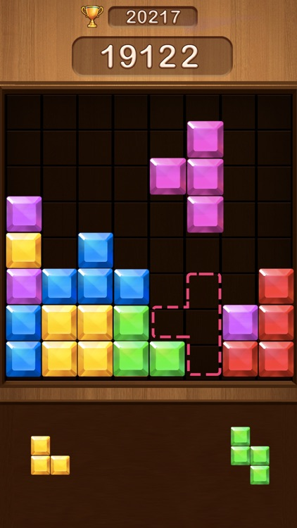 Block Puzzle *