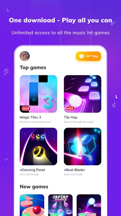 Game of Songs - Music Gamehub screenshot-0