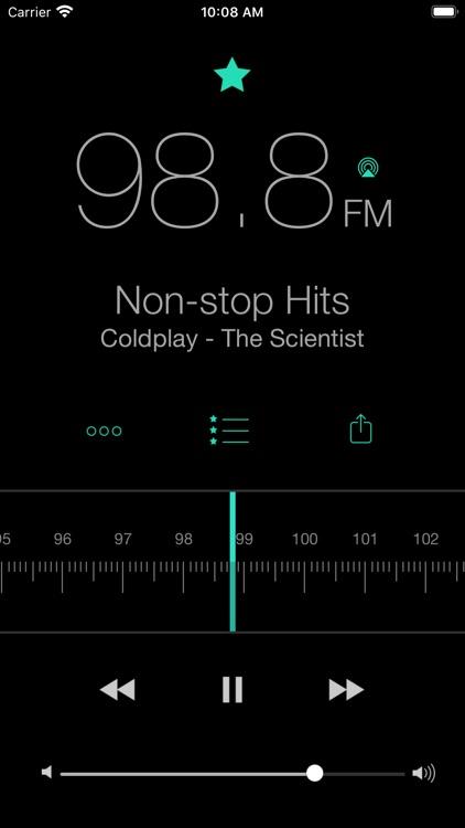 RadioApp - A Simple Radio screenshot-7