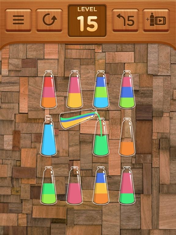 Liquid Sort Puzzle- Water Sort screenshot 11