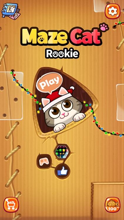 Maze Cat - Rookie