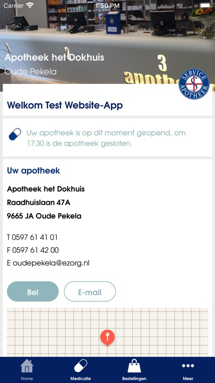 De Service Apotheek App screenshot-1