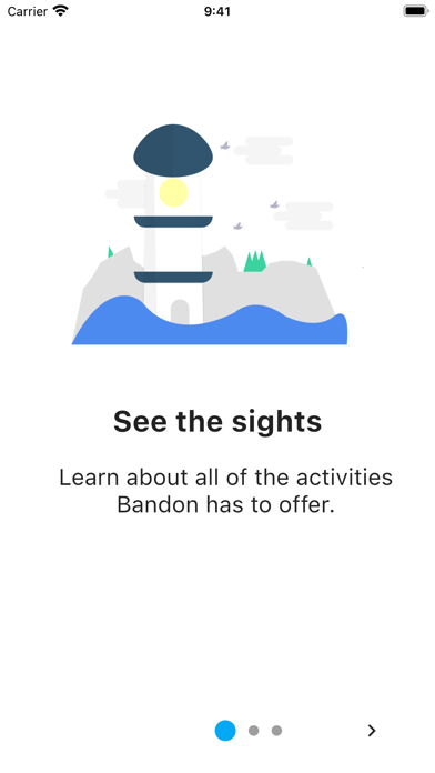 Bandon, Oregon Guide screenshot 1