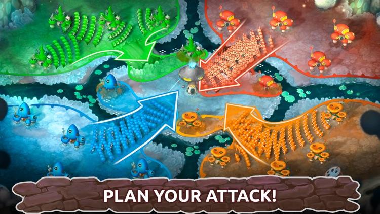 Mushroom Wars 2: TD & RTS Game screenshot-0