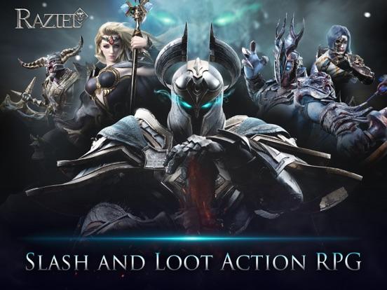 Raziel: Dungeon Arena screenshot 6