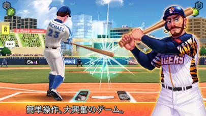 Baseball Clash: Real-time gameのおすすめ画像1