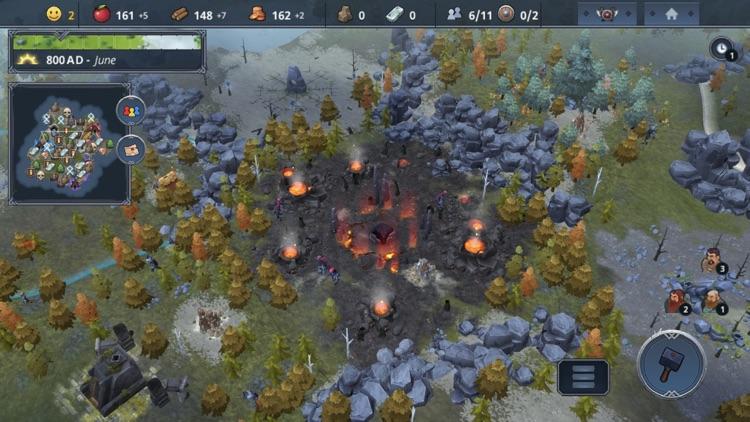 Northgard screenshot-4