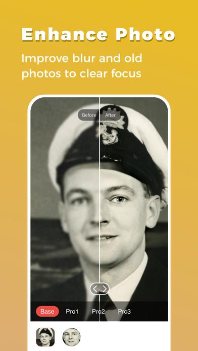 Remini - AI Photo Enhancer Screenshot