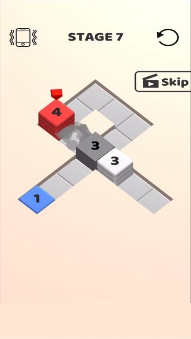 Stack Cube! screenshot 2