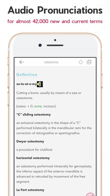 Stedman's Medical Dictionary + screenshot-5
