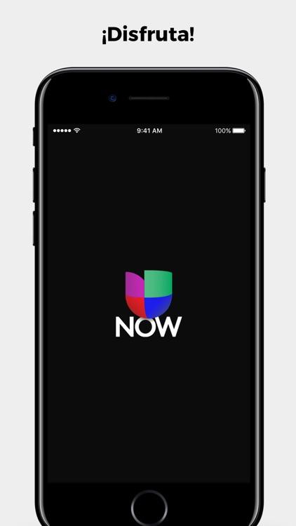 Univision Now screenshot-8