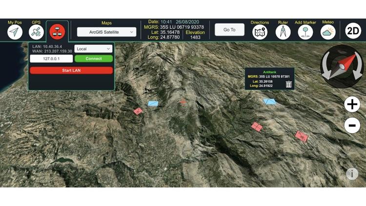 Achilleus 3D screenshot-5