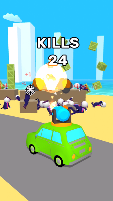 Hit & Rush! screenshot 1