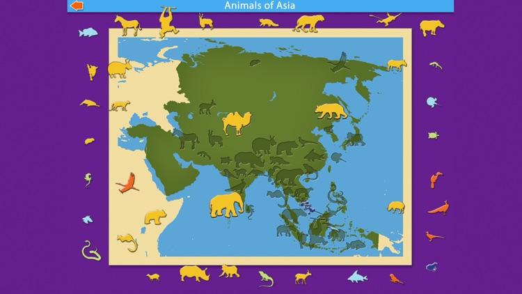 Montessori - Animals of Asia screenshot-3