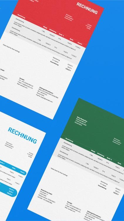 BillMore - Create Invoices screenshot-4