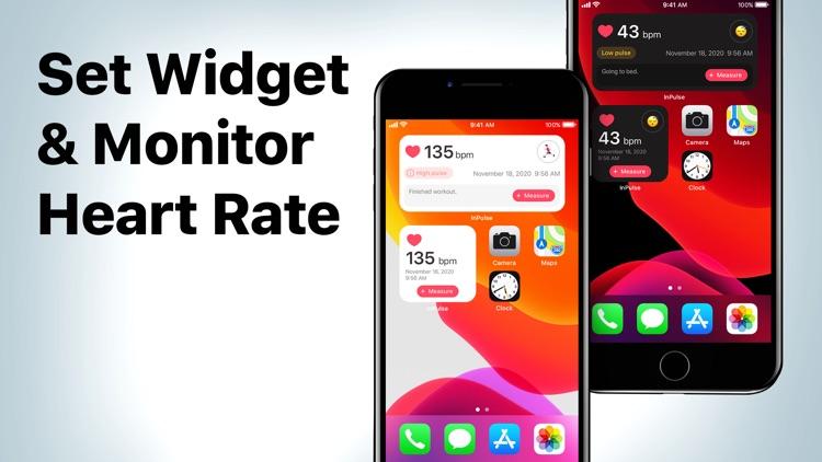 InPulse - Heart Rate Monitor screenshot-4