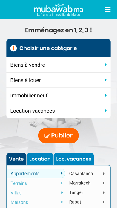 messages.download Mubawab - Immobilier au Maroc software