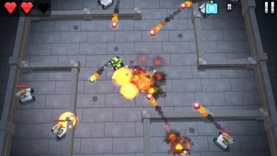 Tank Hero: Shoot Fight Battle