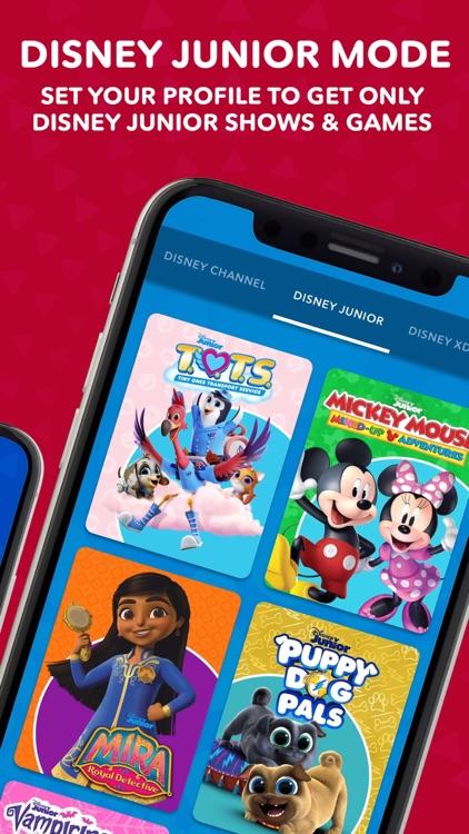 DisneyNOW – Episodes & Live TV screenshot-6