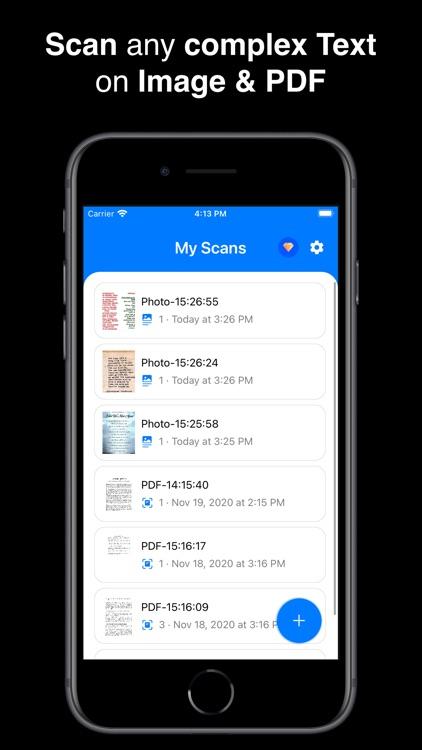 PDF Text Scanner [OCR] : Lens