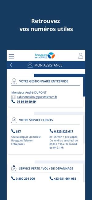 Bouygues Telecom Entreprises On The App Store