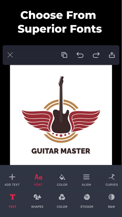Logo Creator - Canva.s Maker screenshot-3