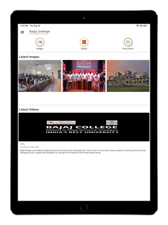 Bajaj College Ludhiana screenshot 4