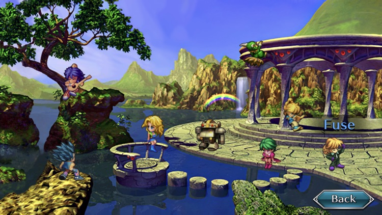 SaGa Frontier Remastered screenshot-0