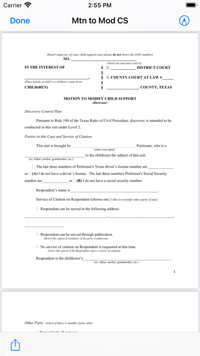 Texas C. S. Complete Package Screenshot