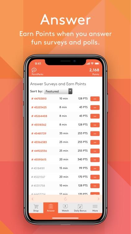 MyPoints: Cashback Rewards screenshot-3