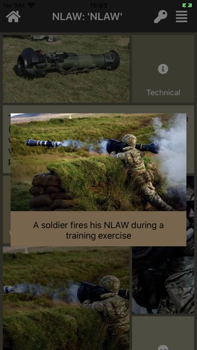 Armoury screenshot 2