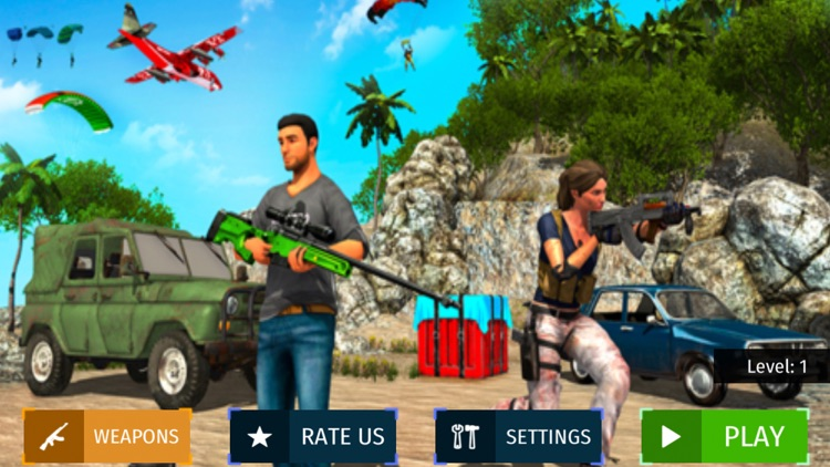 Swat Fire: FPS Shooting games
