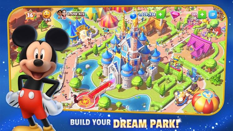 Disney Magic Kingdoms screenshot-4