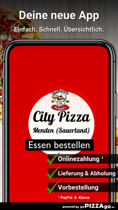 City Pizza by Singh Menden screenshot 1