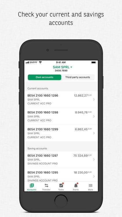 Easy Banking Business screenshot-3