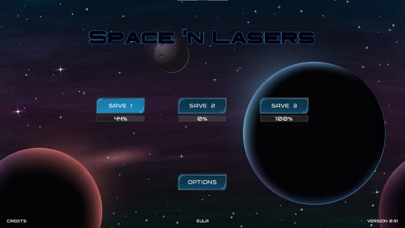 Space 'n Lasers screenshot 1