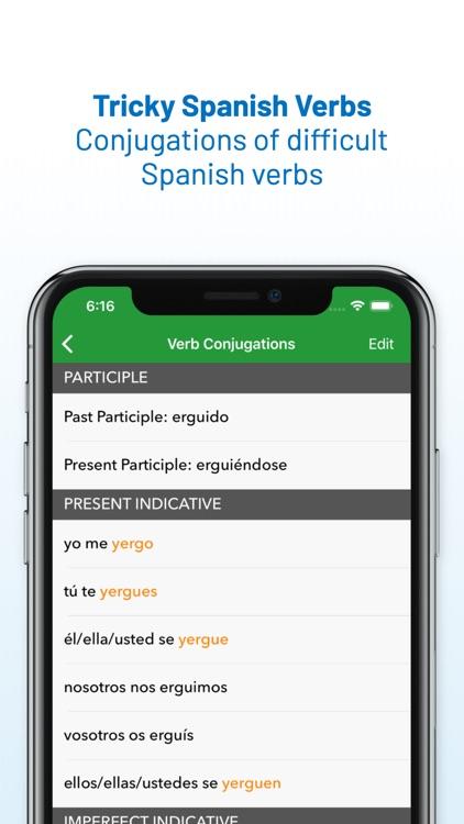 English Spanish Dictionary G. screenshot-4