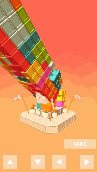 Castle Puzzle tower block screenshot 4