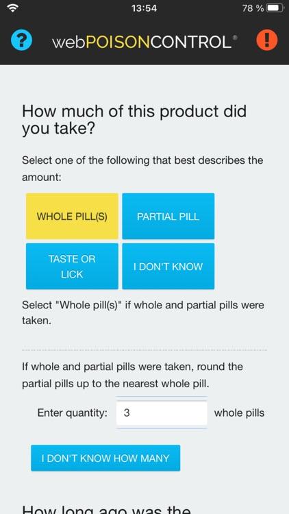 webPOISONCONTROL® Poison App screenshot-5
