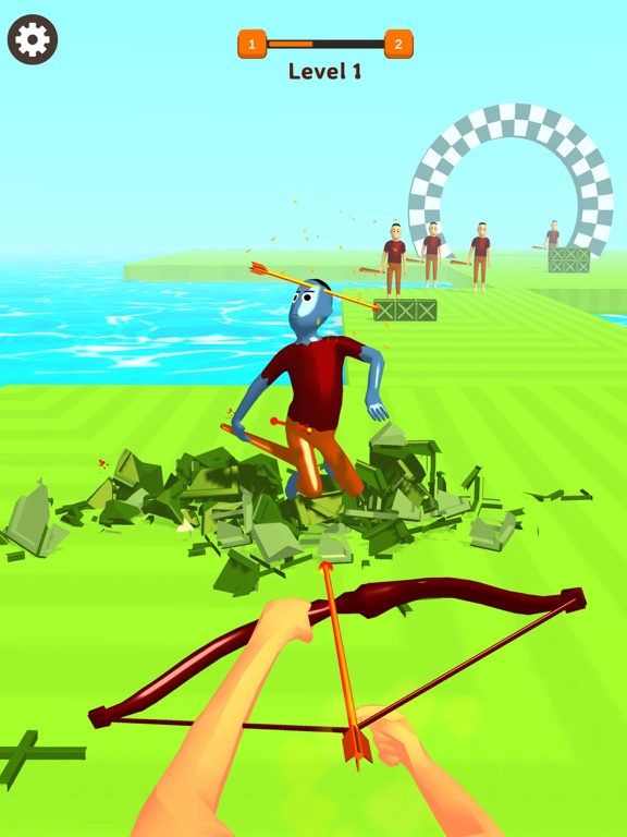 Archer Hero 3D screenshot 8