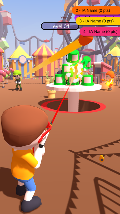 Shoot Out 3D! screenshot #1