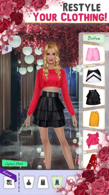 Glam Fashion Frenzy Stylist screenshot-5