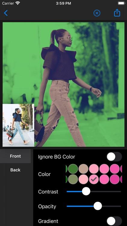 Duotone Photo Fx screenshot-3
