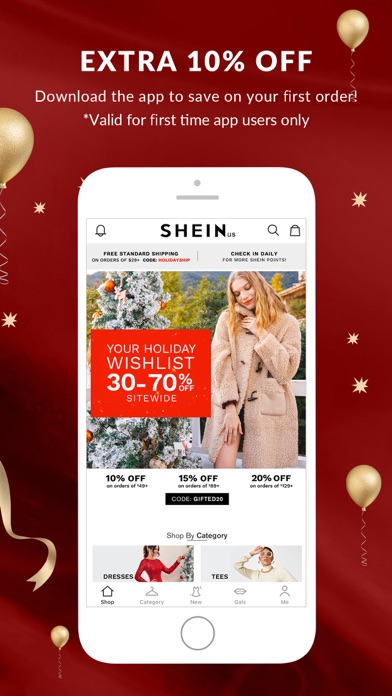 SHEIN-Fashion Shopping Onlineのおすすめ画像2