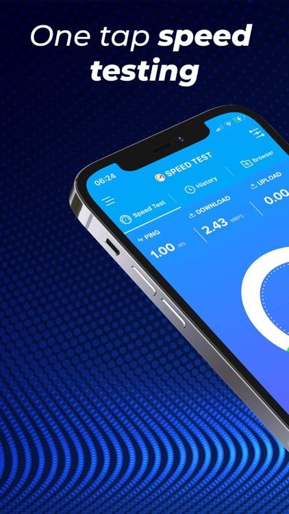 Wifi Analizer Signal Strength screenshot-0