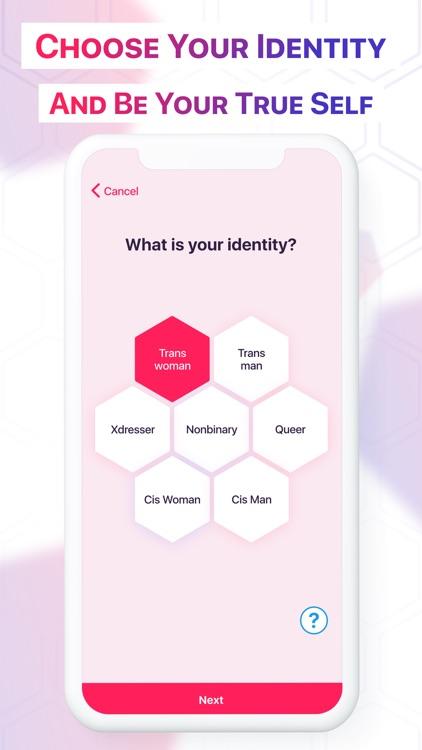 Fiorry: Transgender Dating screenshot-6