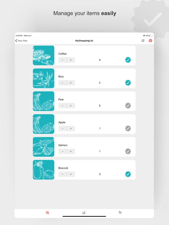 AdduceList screenshot 9