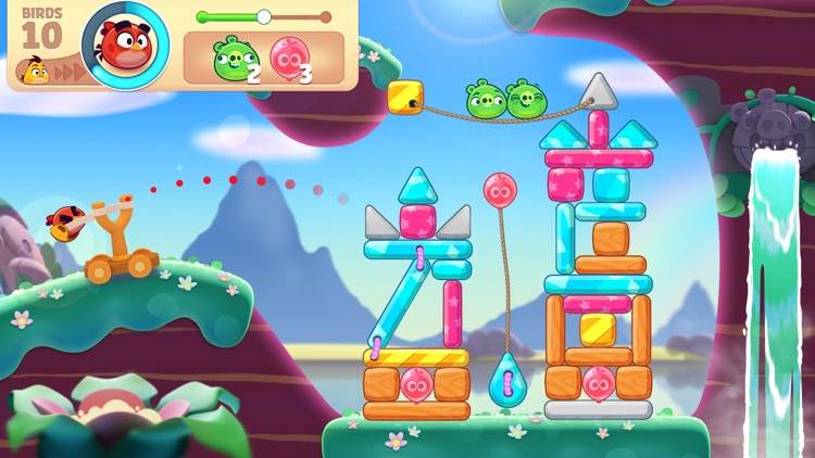 Angry Birds Journey screenshot-4