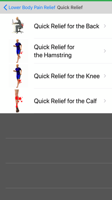 Stretch For Pain Relief Lowerのおすすめ画像2