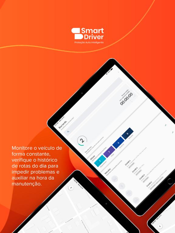 SmartDriver Rastreamento screenshot 6